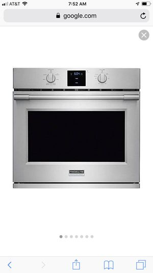 Frigidaire fpew3077rf oven for Sale in Bethesda, MD