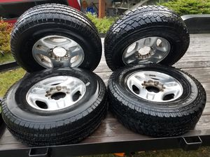 Wheels/tires 30x9.5R15 for Sale in Puyallup, WA