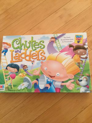 Chutes and Ladders classic game for Sale in Redwood City, CA