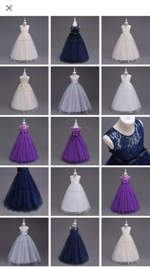 Flower girl dresses for Sale in Avondale, AZ