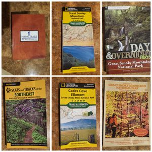 Books & Maps Smoky Mountains for Sale in Mount Hope, KS