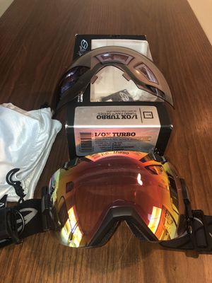 Ski/Snowboard goggles. Smith I/OX Turbo was lenses for Sale in Fremont, CA