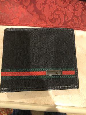 Original GUCCI wallet price negotiable for Sale in Lorton, VA