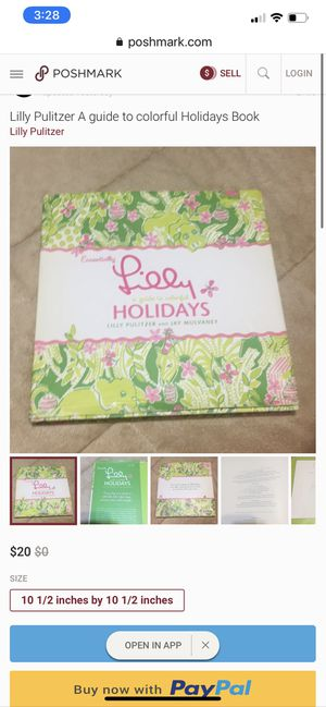 Lilly Pulitzer book and house coach book for Sale in San Jose, CA