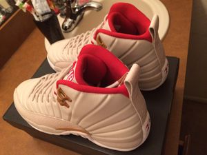 Jordan 12 Chinese new year for Sale in Tampa, FL