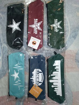 Pencil/make up pouches for Sale in Seagoville, TX