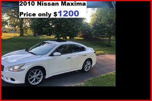 ֆ12OO_2010 Nissan MaximaS for Sale in Oklahoma City, OK