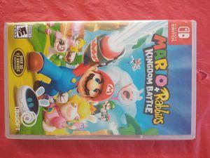 Nintendo switch Mario Kingdom battle for Sale in Dallas, TX
