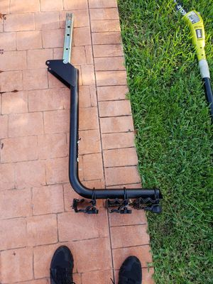 Trailer hitch bike rack for Sale in Hollywood, FL