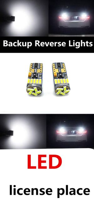 License plate 360 Degree T10 1210 15SMD LED Wedge Light Bulbs for 168 194 921 2825 for Sale in Cerritos, CA