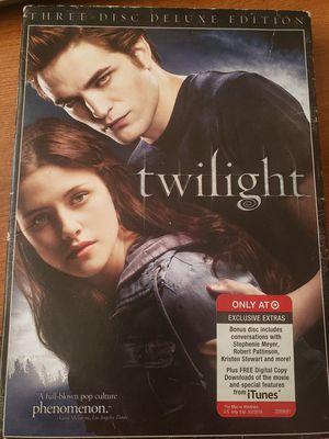 Twilight Saga Set for Sale in Evans, CO
