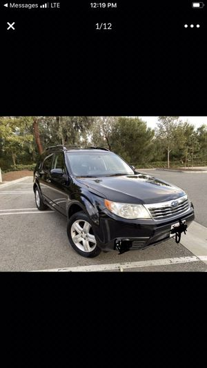 Subaru Forester 2010 for Sale in San Diego, CA