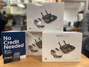 Mavic mini financing available ($50 Down ) for Sale in Newport Beach, CA