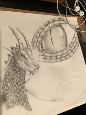 Dragon Drawings, Skulls, and Cars for Sale in Glendale, AZ