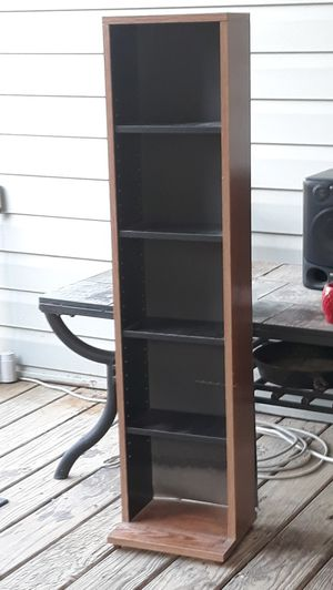 DVD stand 45in high by 11in across for Sale in Columbus, OH