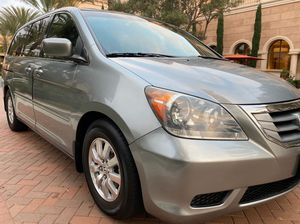 2010 HONDA ODYSSEY, EX-L , EXCELLENT CONDITION , FULLY LOADED, CLEAN TITTLE, CLEAN CARFAX, EXCELLENT &STRONG STRONG ENGINE & TRANSITION for Sale in Irvine, CA