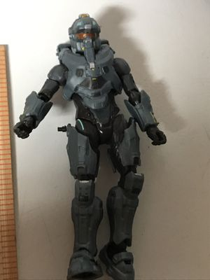 """Halo McFarlane solder spartan action figure 6"""" for Sale in Bothell, WA"""