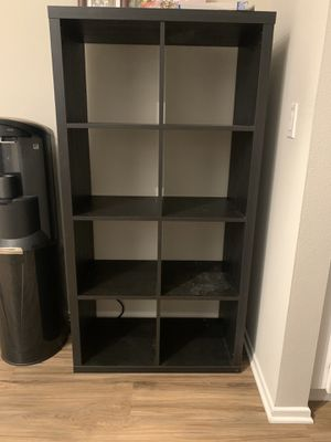 Shelves Furniture / Book Case / 8 Cube Storage for Sale in Riverside, CA