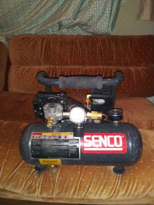 Senco PC1010, 1/2 hp , 1 gal. Air compressor. $40. for Sale in Vallejo, CA