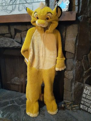 Disney Lion King Simba Costume for Sale in Lake Alfred, FL