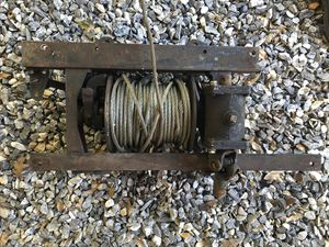 1965 Toyota Land Cruiser PTO Winch for Sale in Placerville, CA