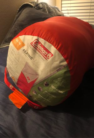 Premium Coleman Sleeping Bag for Sale in McKinney, TX