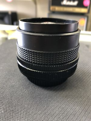 Kalimar Camera Lens, 1:2.8 for Sale in Humble, TX
