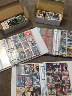 Collectibles Baseball Cards for Sale in Woodinville,  WA