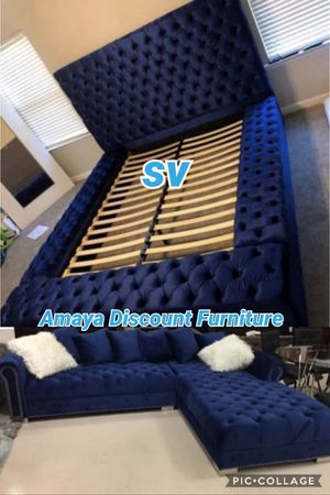 Special bundle deal brand new furniture queen for Sale in Houston, TX