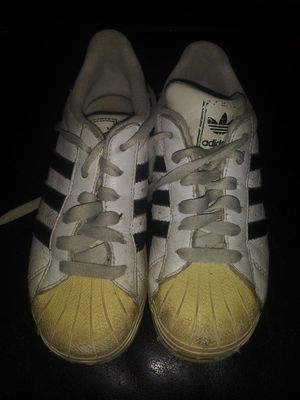 Adidas Superstar Kids 1.5M Shoes for Sale in Gaithersburg, MD