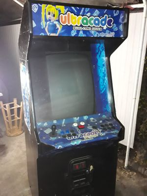 Arcade machine retro games for Sale in San Diego, CA