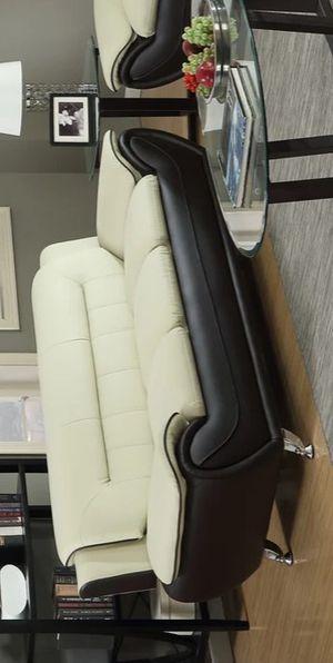 Enna Beige/Brown Sofa for Sale in Brooklyn Park, MD