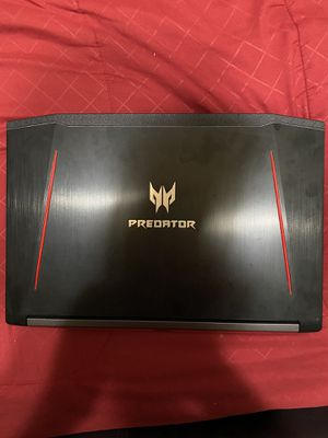 2018 Predator Helios 300 Gaming Laptop for Sale in Grand Prairie, TX