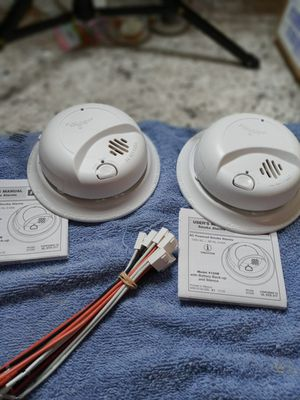 Hardwire fire alarms for Sale in Fayetteville, NC