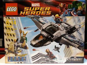 LEGO Avengers Quinjet for Sale in Broadview Heights, OH