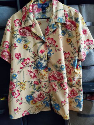 Susan Graver's xl blouse like new $10 for Sale in Hagerstown, MD