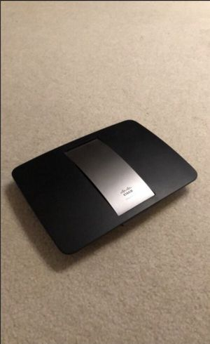 WiFi Router - Linksys EA6500 for Sale in Bel Air, MD