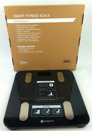Etekcity Smart Digital Weight Scale for Sale in Las Vegas, NV