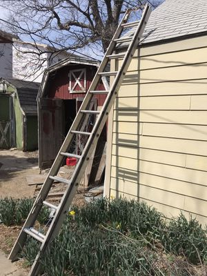 Extend ladder for Sale in Wichita, KS