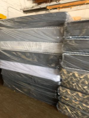 Orthopedic mattress and box spring delivery available for Sale in Naperville, IL