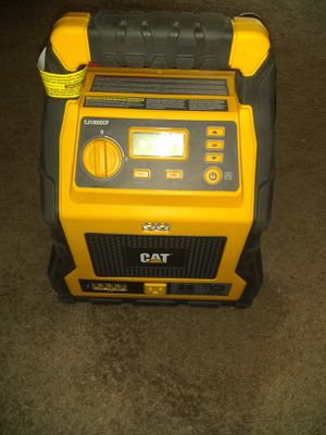 CAT Battery jump starter power station for Sale in Modesto, CA