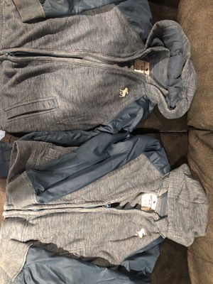 Abercrombie hoodie jackets sizes 11/12 & 9/10 for Sale in Cicero, IL