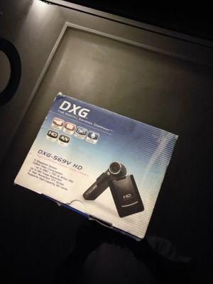 DXG High Definition Digital Video Camera for Sale in Detroit, MI