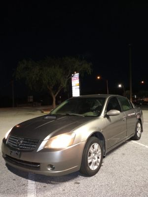 Nissan altima 2006 for Sale in Lake Wales, FL