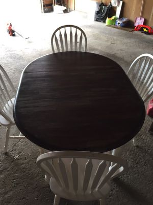 Kitchen table with chairs for Sale in Vestal, NY
