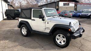 2011 Jeep Wrangler (LOW MILES) for Sale in Spanish Fork, UT