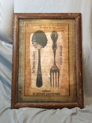 Rustic Kitchen/Dinning Room Wall Decor for Sale in Laveen Village, AZ