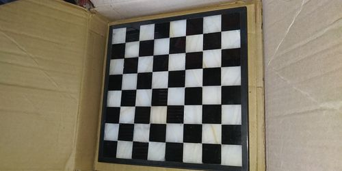 10 X 10 GLASS CHESS BOARD for Sale in Lathrop,  CA