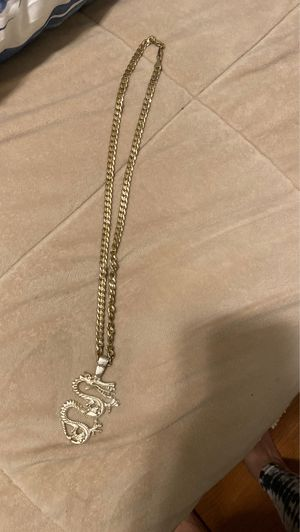 14 kt chain with price first come first serve for Sale in New Bedford, MA