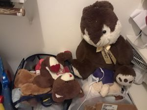 STUFF ANIMALS PLUSHIES for Sale in Miramar, FL